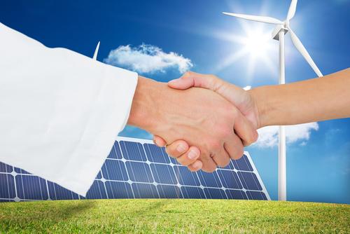 Stap over via een energie vergelijkingssite
