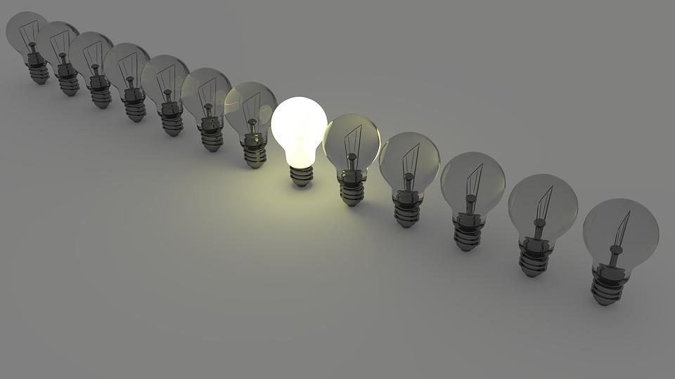 gloei lampen