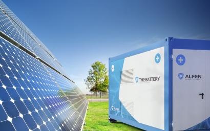 energieopslag zonnepanelen