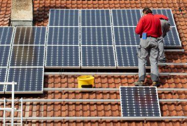 geld lenen zonnepanelen